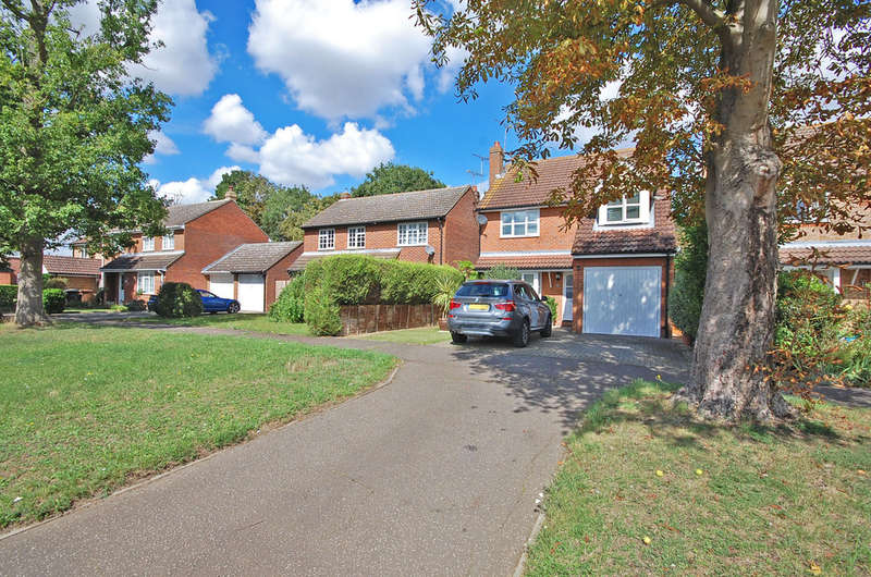 4 Bedrooms Detached House for sale in Audley Road, Great Leighs, Chelmsford, CM3