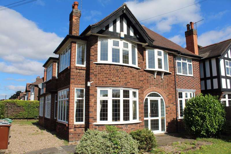 4 Bedrooms Detached House for rent in Bramcote Lane, Wollaton, Nottingham, NG8 2ND