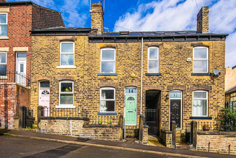 3 Bedrooms Terraced House for sale in Hoole Street, Walkley