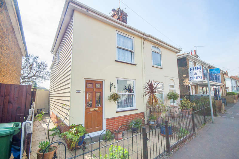2 Bedrooms Semi Detached House for sale in Mill Road, Maldon, CM9