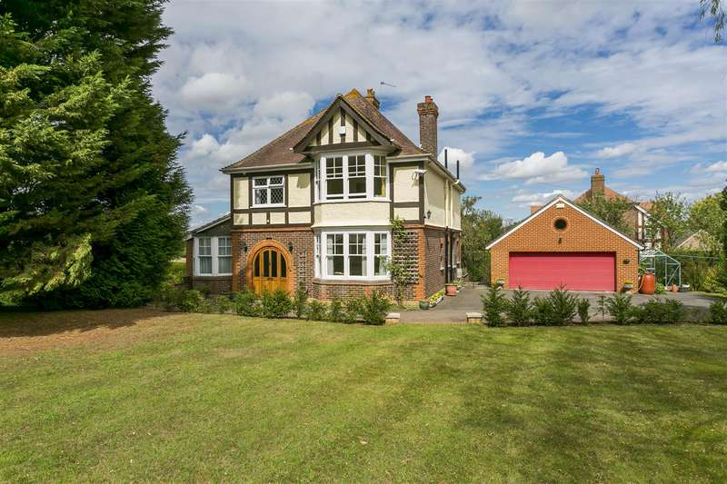 5 Bedrooms Detached House for sale in Stickens Lane, East Malling, West Malling
