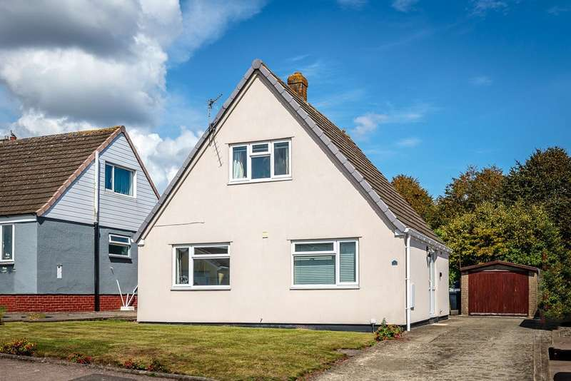 3 Bedrooms Detached House for sale in Berkeley Crescent, Lydney
