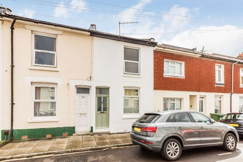 2 Bedrooms Terraced House for sale in Boulton Road, Southsea, PO5