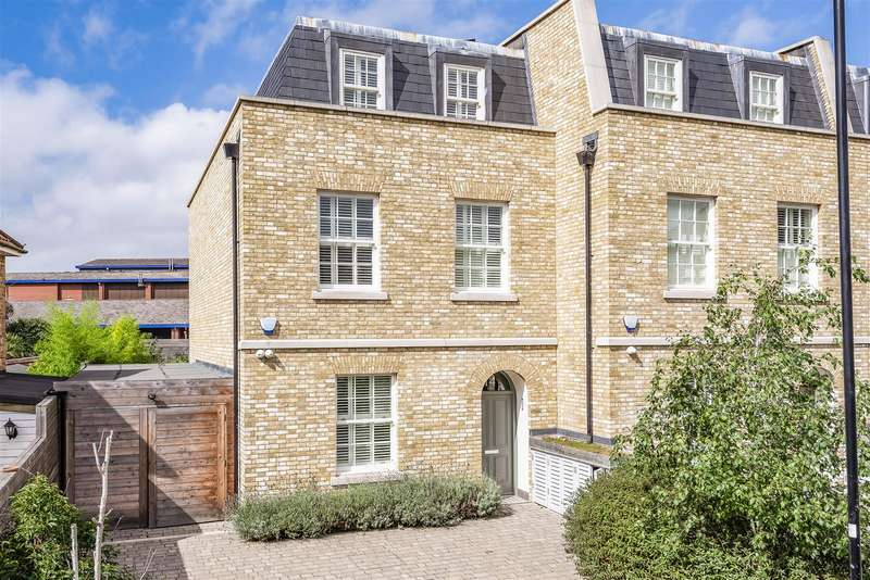 5 Bedrooms Terraced House for sale in Bridge Street, London, W4