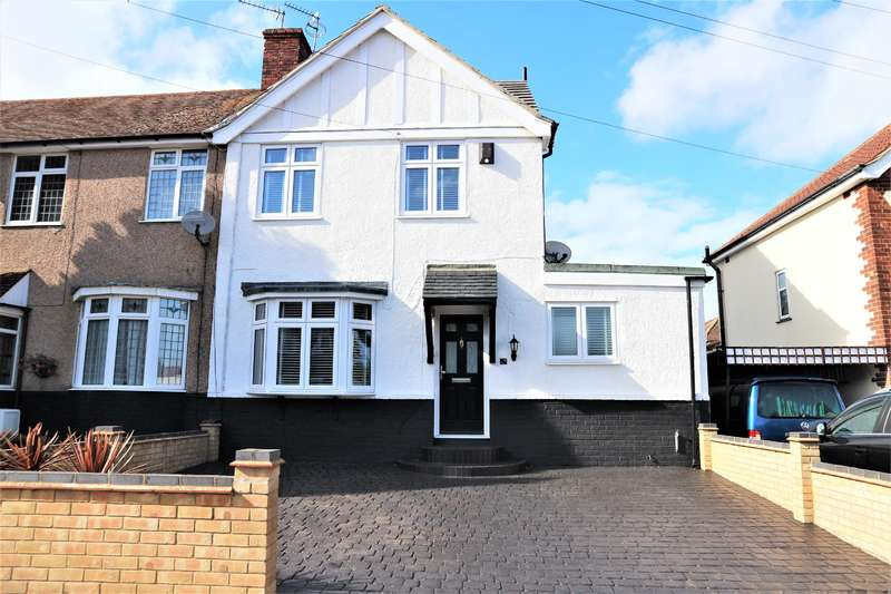 5 Bedrooms End Of Terrace House for sale in Ashmore Grove, Welling, Kent, DA16 2SA