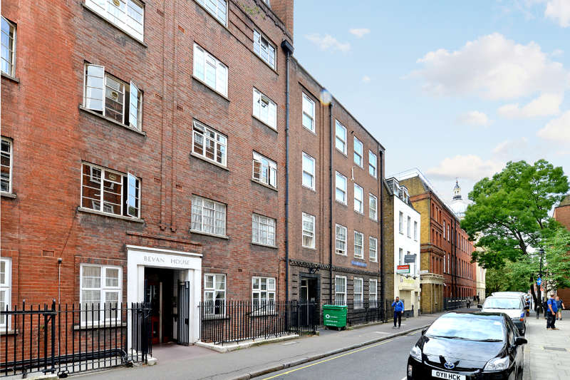 2 Bedrooms Commercial Property for rent in Bevan House, Boswell Street, Bloomsbury, London
