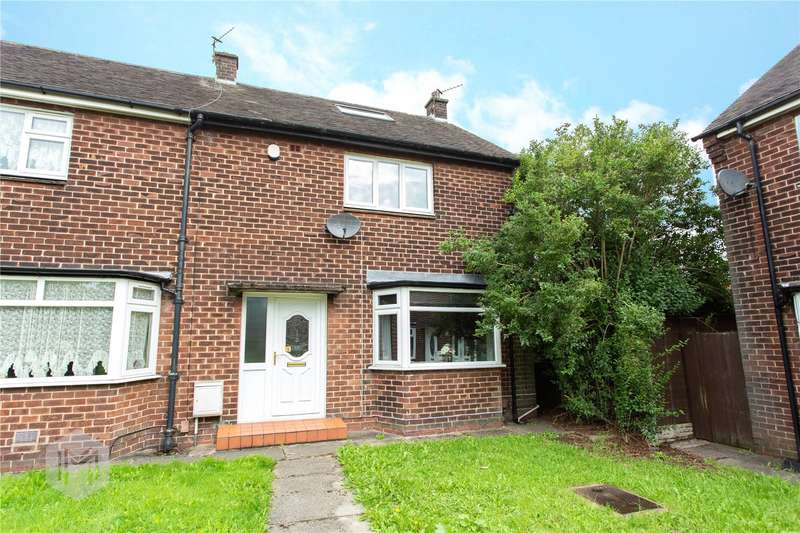 2 Bedrooms End Of Terrace House for sale in Plock Green, Chorley, Lancashire, PR7