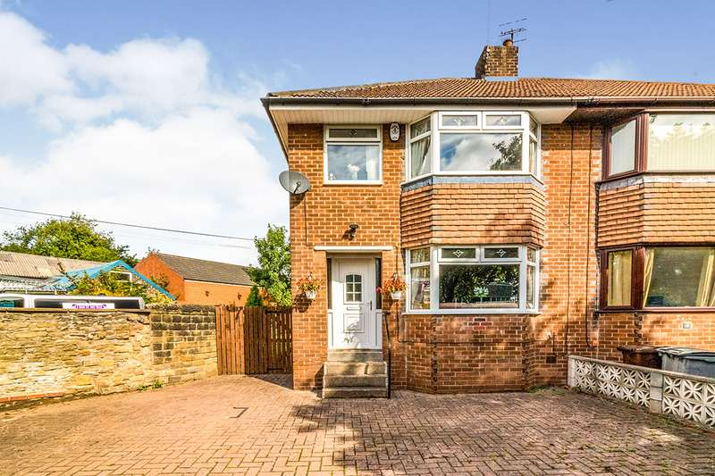 3 Bedrooms Semi Detached House for sale in Niagara Road, Sheffield, South Yorkshire, S6