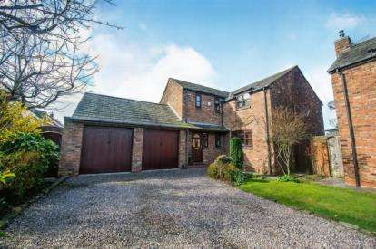 3 Bedrooms Detached House for sale in Coach House Court, Sefton, Liverpool, Merseyside, L29