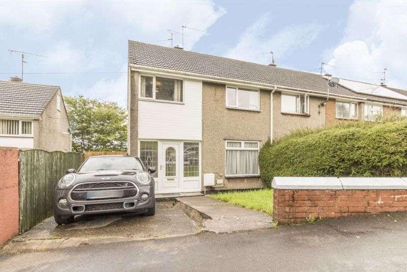 3 Bedrooms Property for sale in Lodden Close Bettws, Newport
