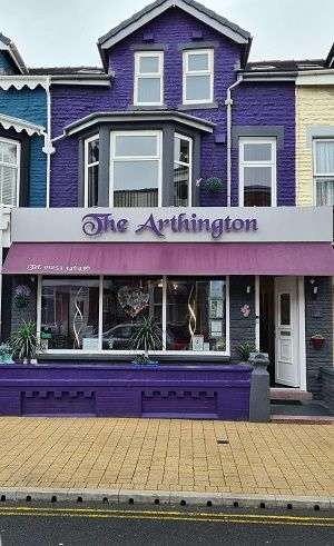 8 Bedrooms Hotel Gust House for sale in Arthington Hotel, 24 St. Chads Road, Blackpool, FY1