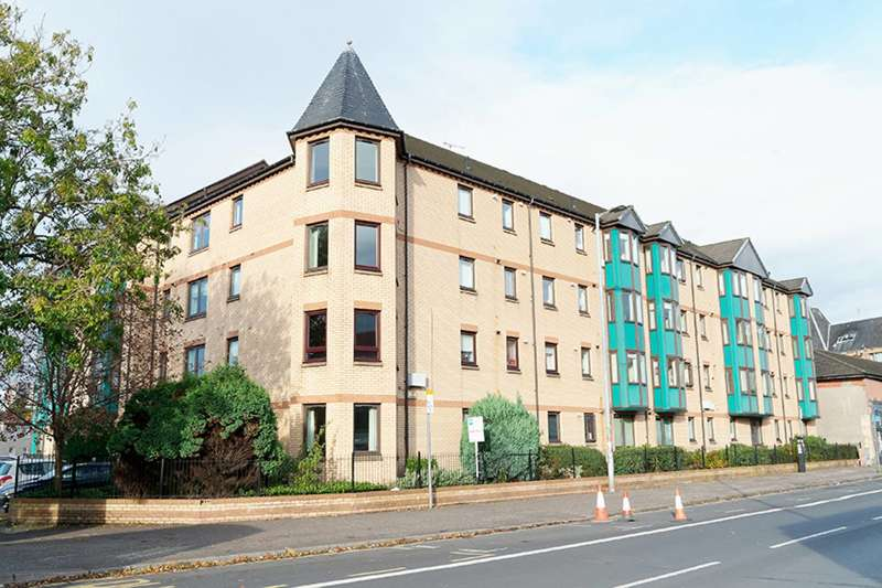 2 Bedrooms Flat for sale in 20 Rutland Court, Kinning Park, Glasgow, G51 1JW