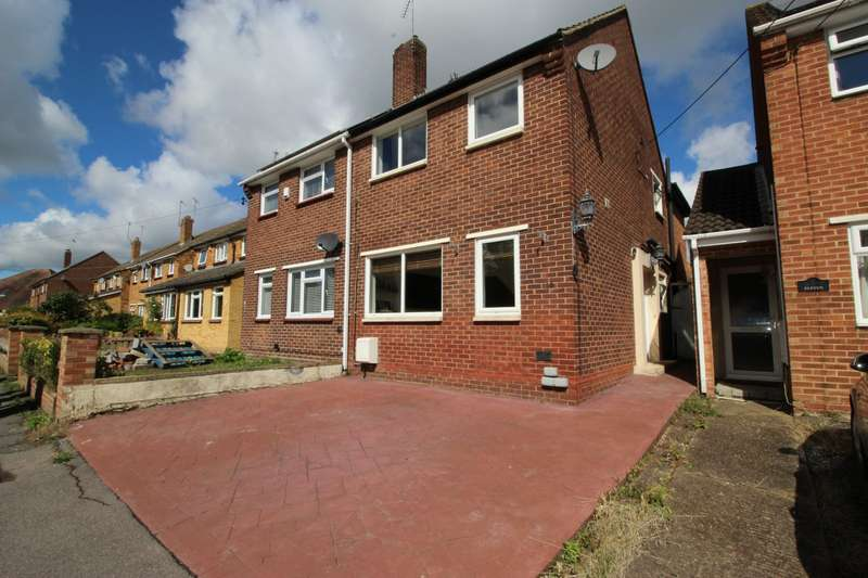 3 Bedrooms Semi Detached House for sale in Laura Drive, Swanley, Kent, BR8