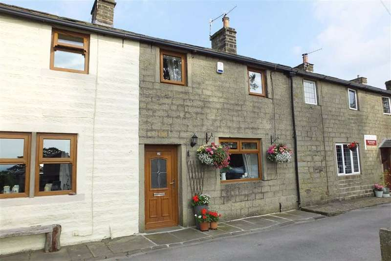 2 Bedrooms Cottage House for sale in New Row, Winewall, Lancashire, BB8