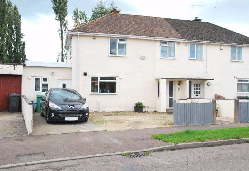 3 Bedrooms Property for sale in Sandyleaze, Longlevens, Gloucester