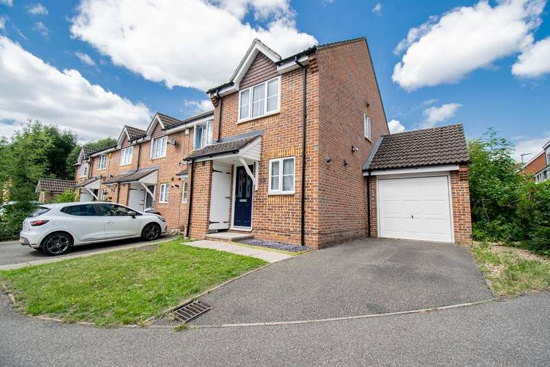 2 Bedrooms End Of Terrace House for sale in Gisburne Way, WD24