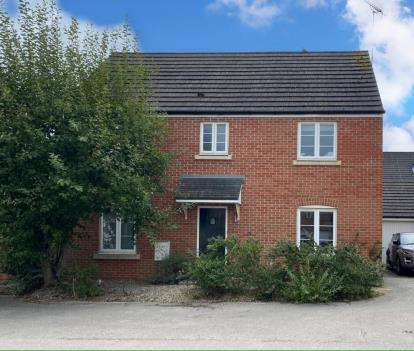 4 Bedrooms Detached House for sale in Shawbury Avenue Kingsway, Quedgeley, Gloucester, Gloucestershire