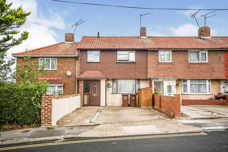 3 Bedrooms House for sale in Dorrit Way, Rochester, Kent, ME1