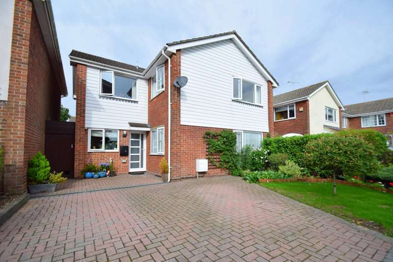 4 Bedrooms Detached House for sale in South Wonston