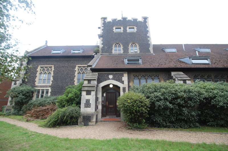 2 Bedrooms Apartment Flat for sale in All Saints Church, Galley Hill Road, Swanscombe, Kent, DA10