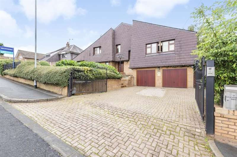 6 Bedrooms Detached House for sale in Leaconfield Drive, Worsley, Manchester, M28 2WE