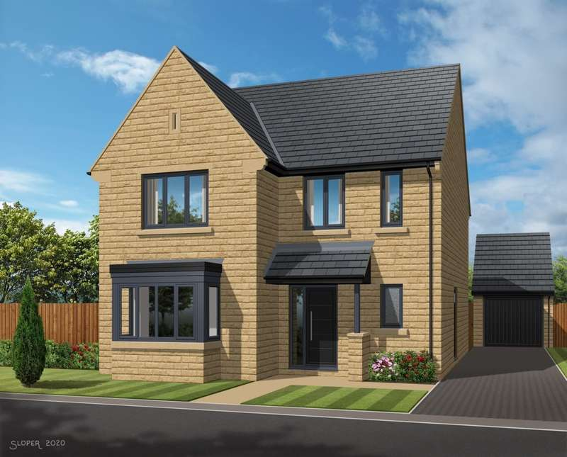 4 Bedrooms Detached House for sale in Plot 6, Upper Hoyland Road, Hoyland, Barnsley