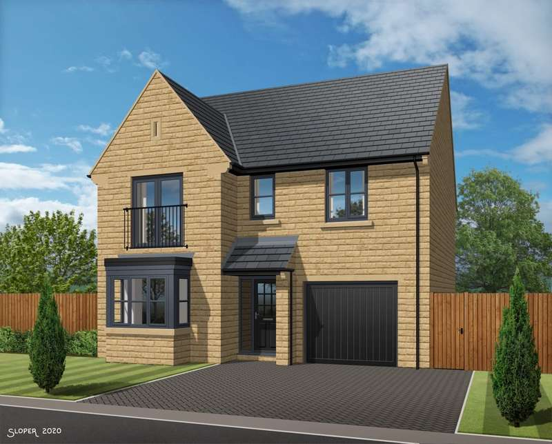 4 Bedrooms Detached House for sale in Plot 2, Upper Hoyland Road, Hoyland, Barnsley