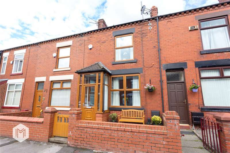 3 Bedrooms Terraced House for sale in Lord Street, Kearsley, Bolton, Greater Manchester, BL4