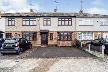 3 Bedrooms Terraced House for sale in Romford, Essex, United Kingdom