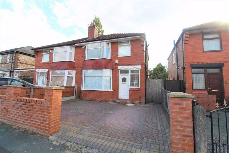 3 Bedrooms Semi Detached House for sale in Broadhill Road, Manchester