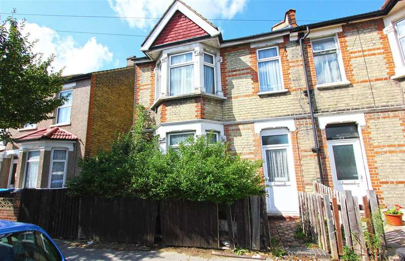 3 Bedrooms End Of Terrace House for sale in Sutherland Road, Croydon