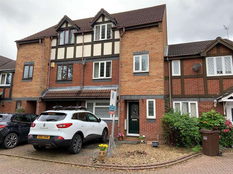 4 Bedrooms Town House for sale in Woburn Green, Leyland