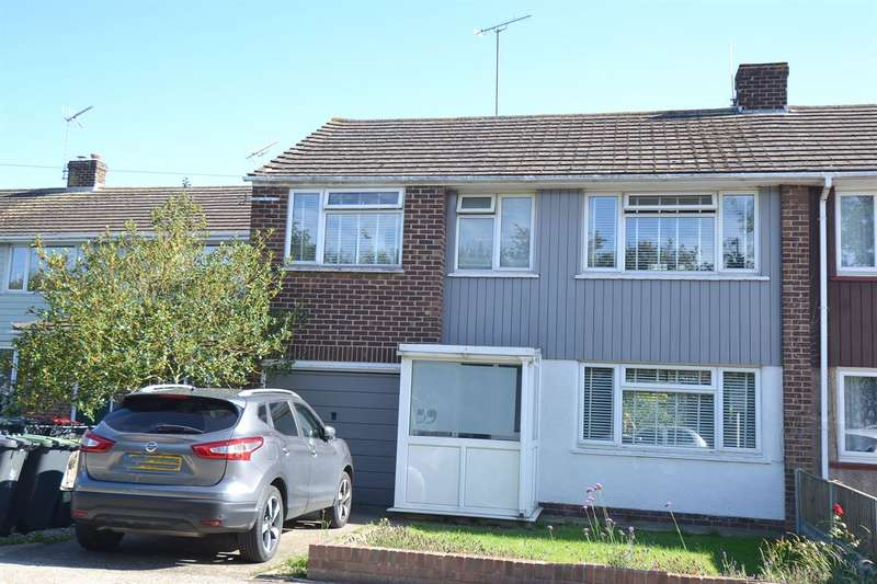 5 Bedrooms Semi Detached House for sale in Old Bridge Road, Whitstable