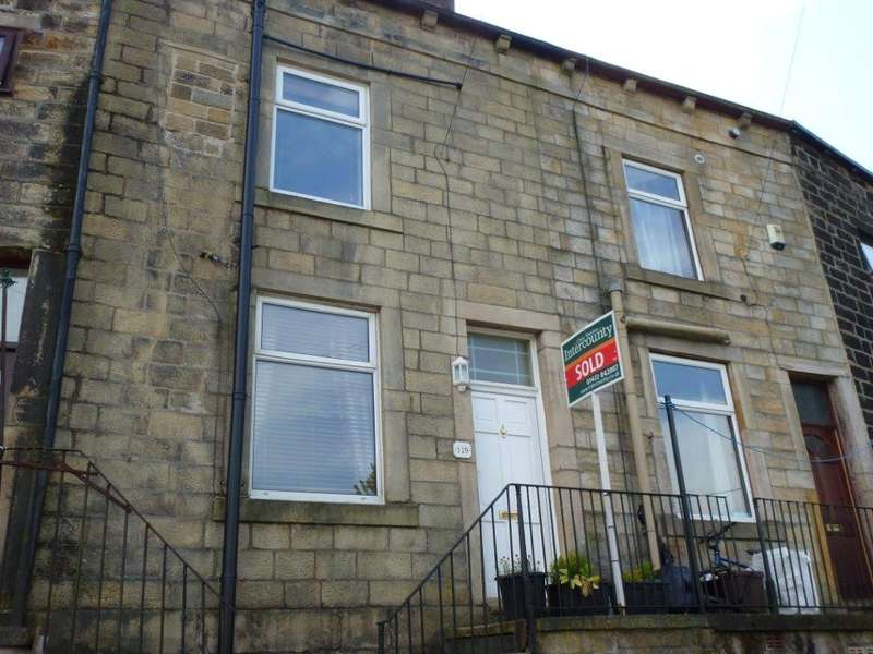 3 Bedrooms Terraced House for sale in Longfield Road Todmorden