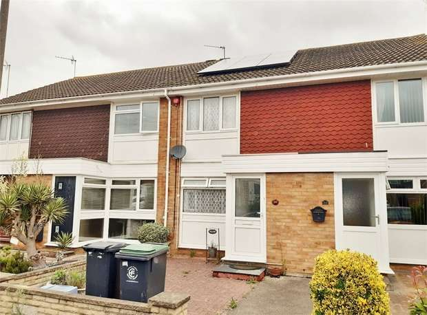 2 Bedrooms Terraced House for sale in Mason Way, Waltham Abbey, Essex