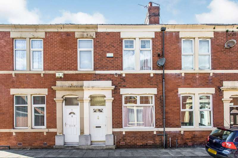 2 Bedrooms House for sale in Goldfinch Street, Preston, Lancashire, PR1