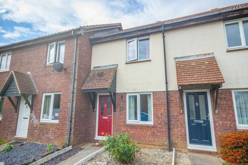 2 Bedrooms Terraced House for sale in Aldridge Close, Chelmer Village, Chelmsford, CM2