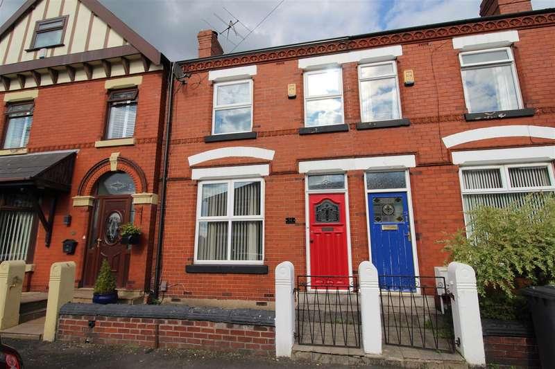 3 Bedrooms Terraced House for sale in Warnford Street, Swinley, Wigan