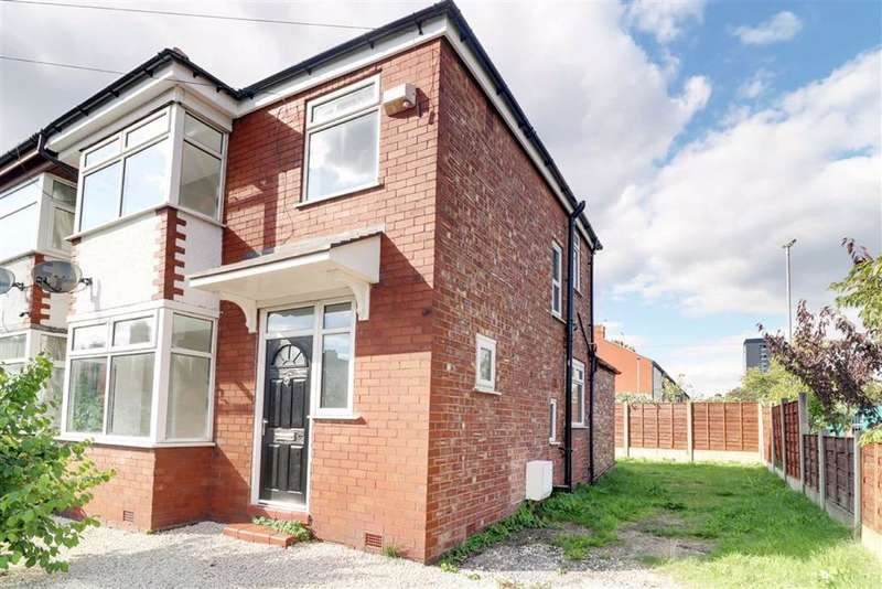 3 Bedrooms Semi Detached House for sale in Sutcliffe Avenue, Longsight