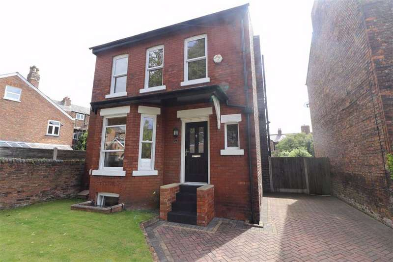 5 Bedrooms Detached House for sale in Chequers Road, Chorlton Green, Manchester, M21