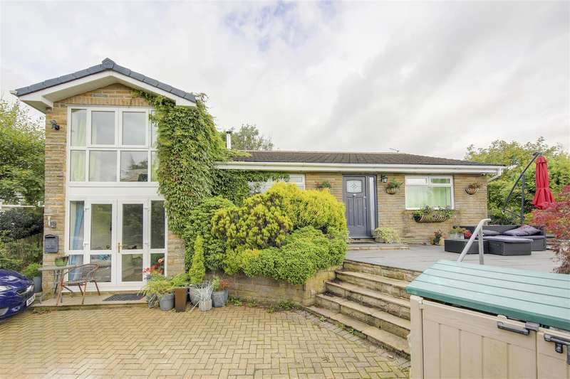 4 Bedrooms Detached House for sale in Blackrock, Old Lane, Shawforth, Rochdale