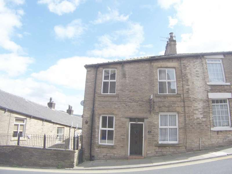 2 Bedrooms End Of Terrace House for sale in Hill Cottage, 11 Carrhill Road, Mossley, Lancashire