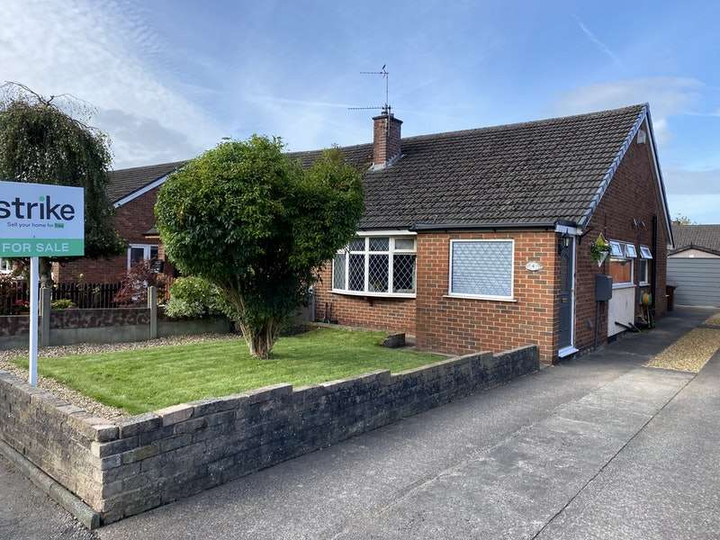 2 Bedrooms Bungalow for sale in Asland Close, Preston, Lancashire, PR5