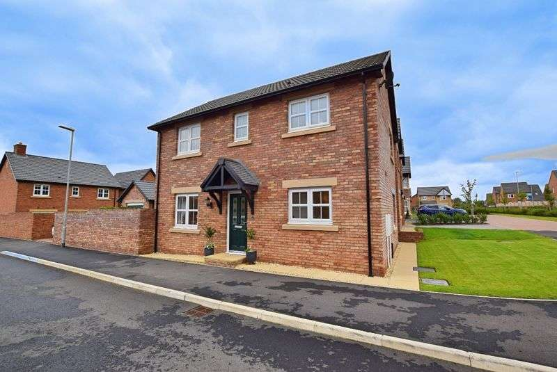 3 Bedrooms Property for sale in Salis Close, Middlesbrough