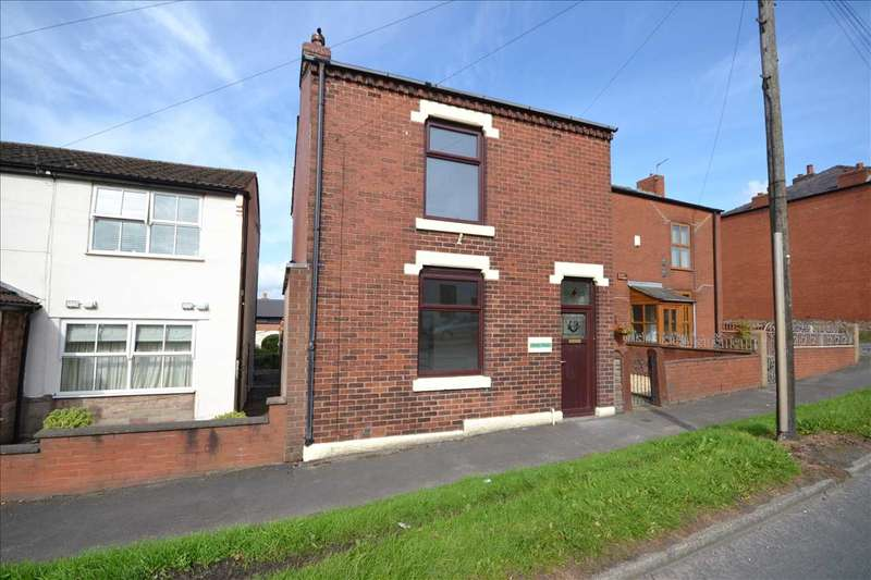 2 Bedrooms End Of Terrace House for sale in Smithy House, 5 Blackburn Brow, Chorley