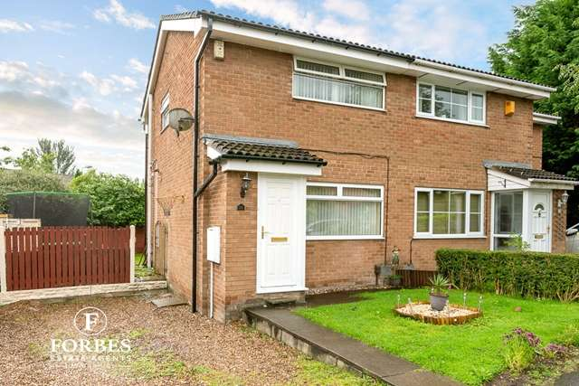 2 Bedrooms Semi Detached House for sale in Clover Field, Clayton-le-Woods, Chorley, PR6