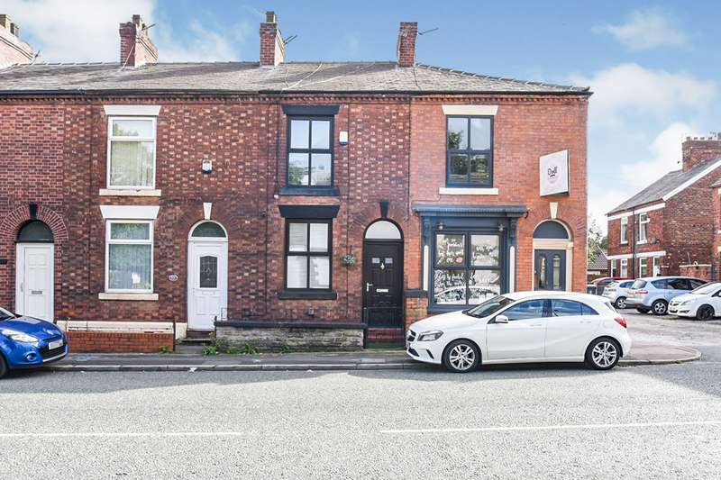 2 Bedrooms House for sale in Hyde Road, Denton, Manchester, Greater Manchester, M34