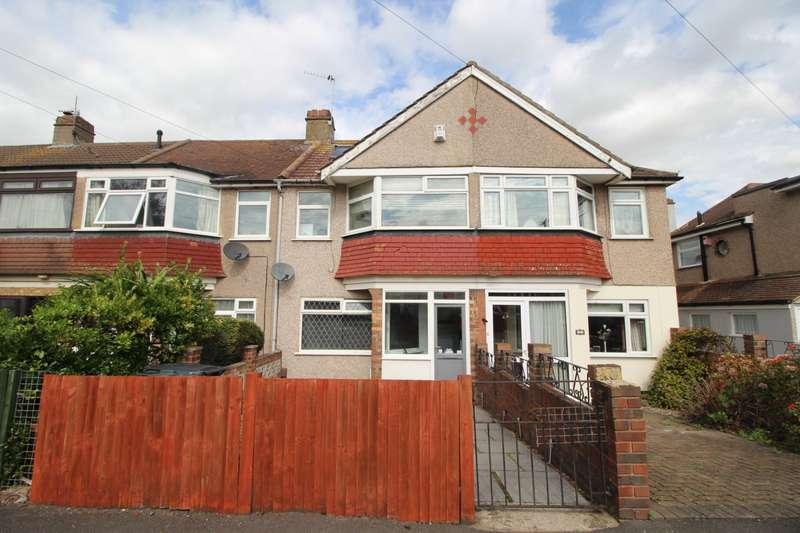 3 Bedrooms House for sale in Hallford Way, Dartford, Kent, DA1
