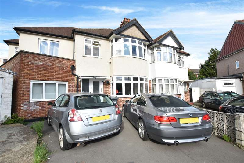 5 Bedrooms Semi Detached House for sale in Alderwick Drive, Hounslow