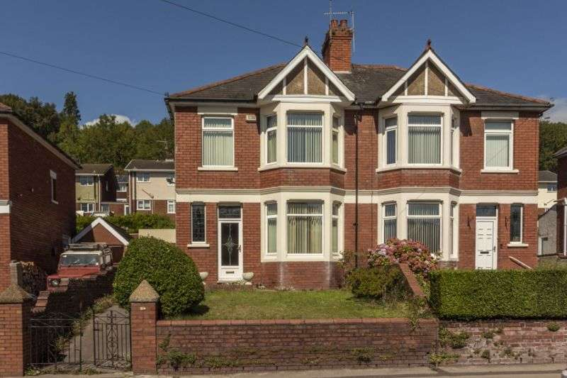 3 Bedrooms Property for sale in Chepstow Road, Newport